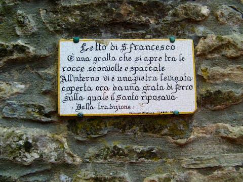 Letto A Castello Toscana.La Verna Sanctuary Visiting The Sanctuary And Monte Penna In Casentino