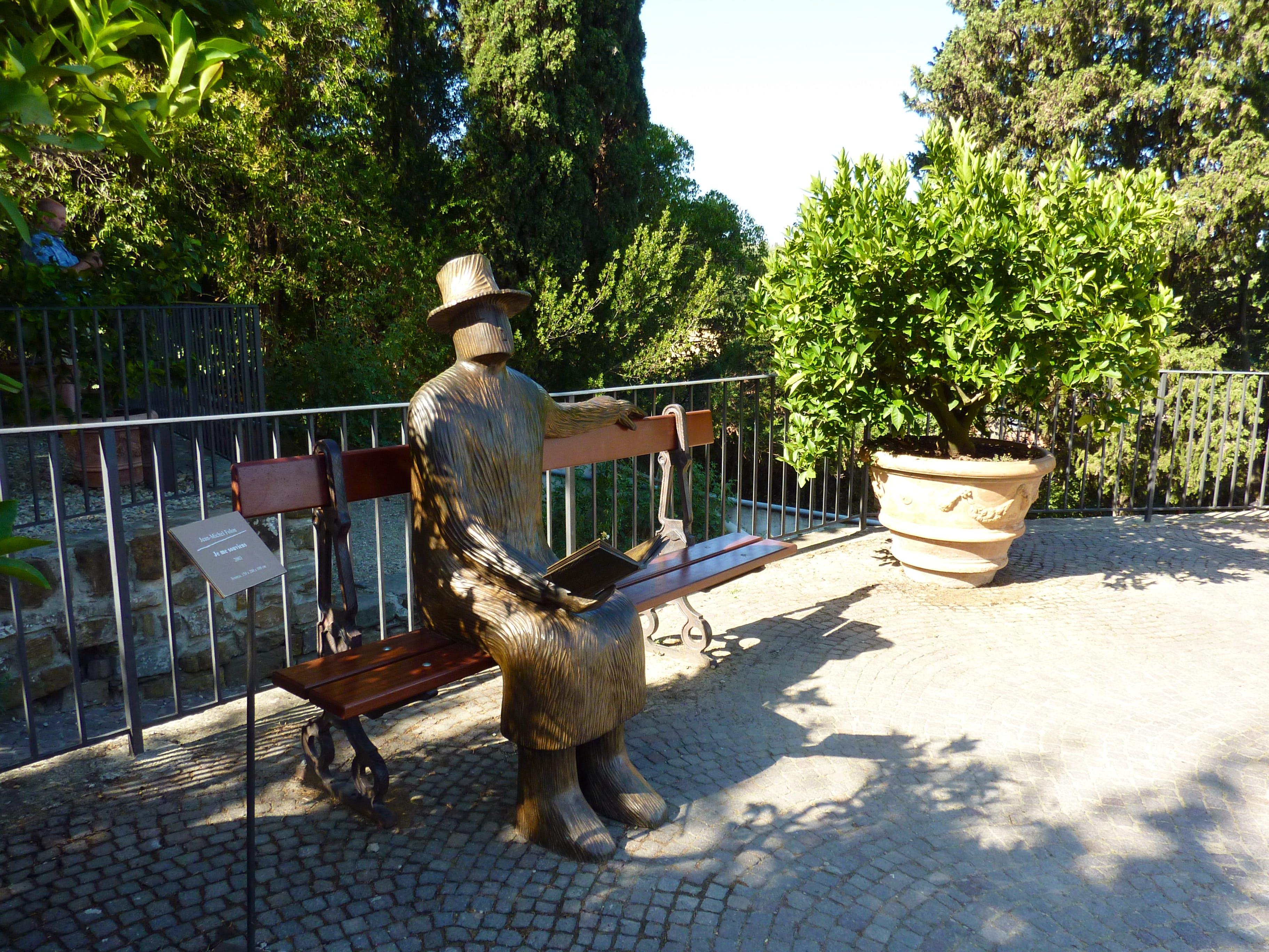 Giardini a firenze con vista: bardini boboli giardino delle rose e