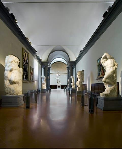 Michelangelo A Firenze:Itinerario alla Scoperta di Michelangelo nel ...