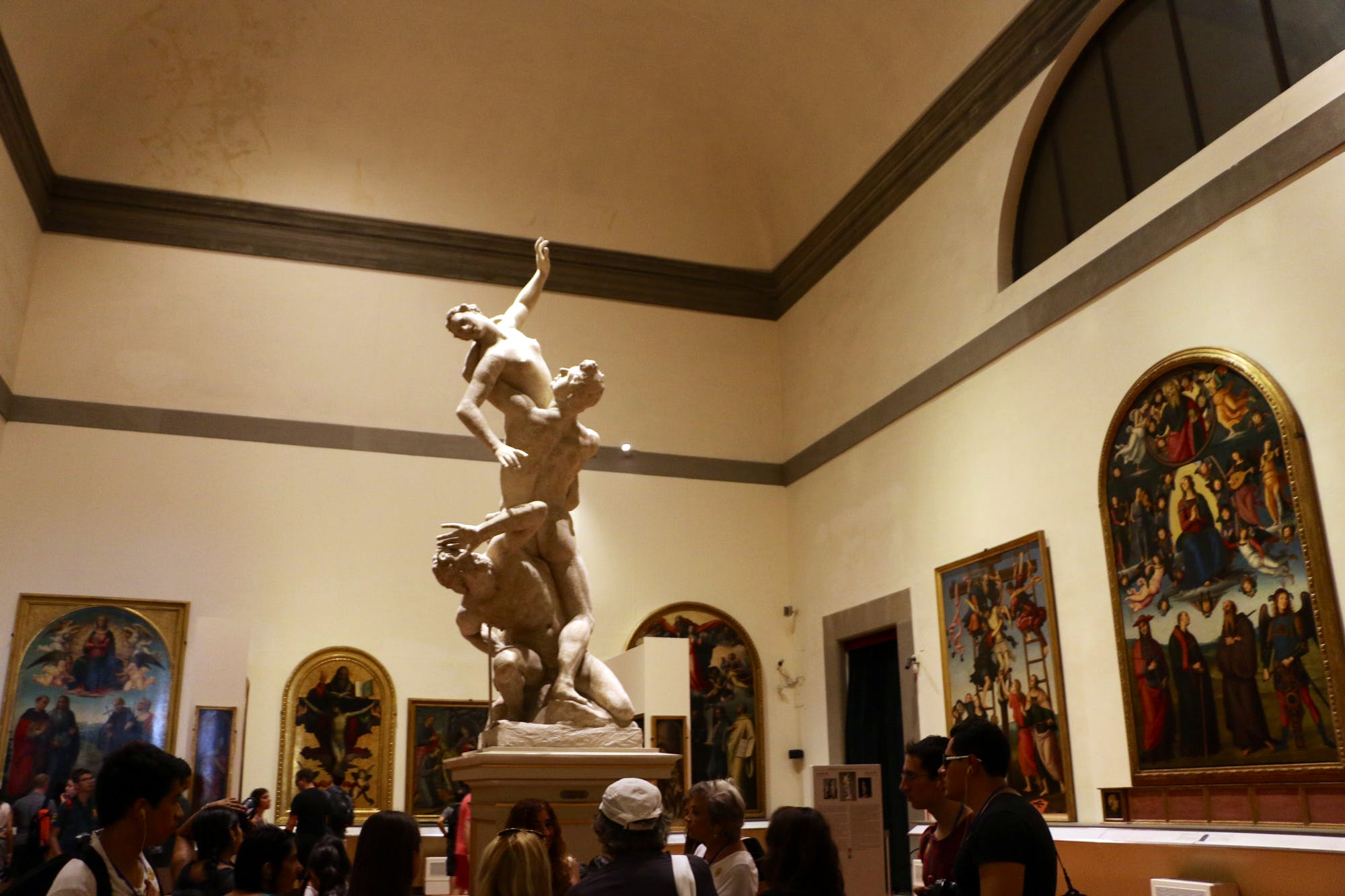 Accademia Gallery Guided Tour: Review of Guided Tour at Accademia