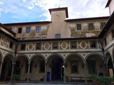 Museo Degli Innocenti Un Museo A Firenze Dedicato Alla Cura