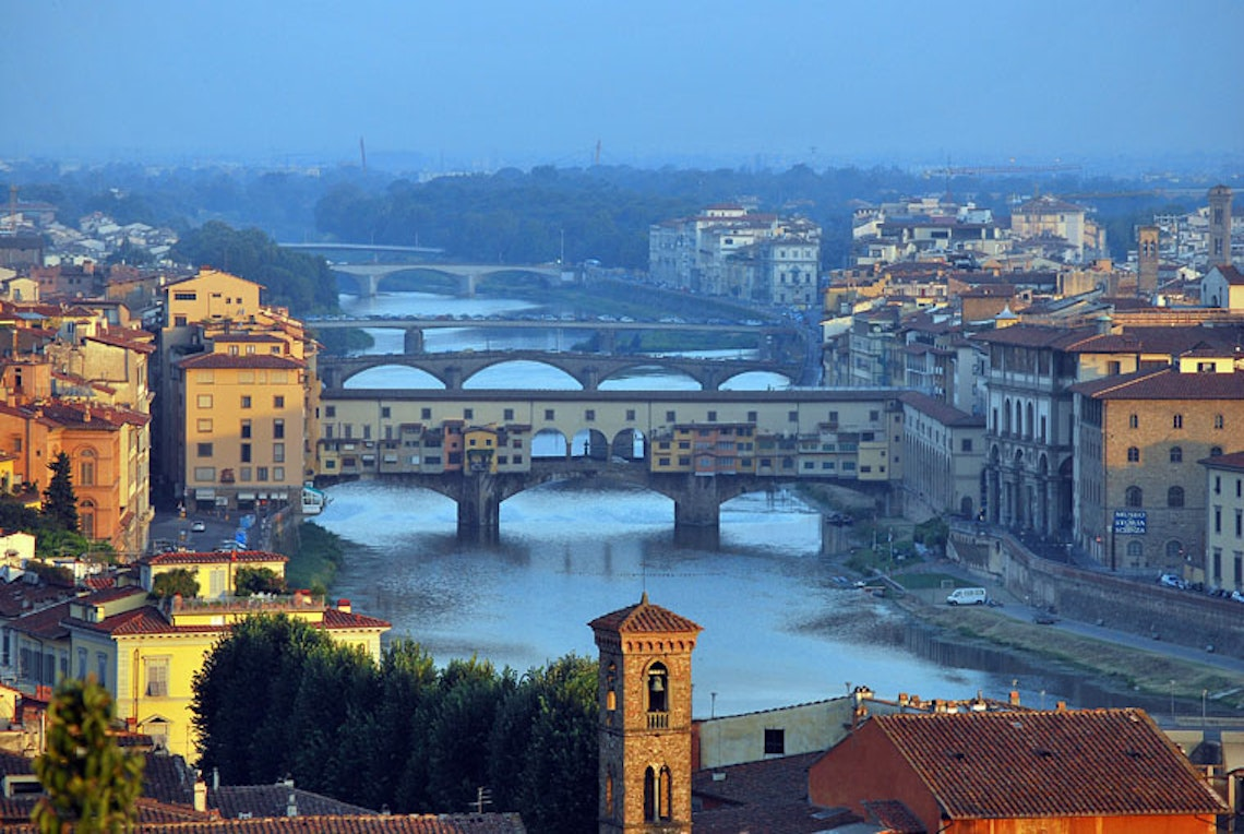 Explore Florence on Foot: Three Self-Guided Walking Itineraries to ...