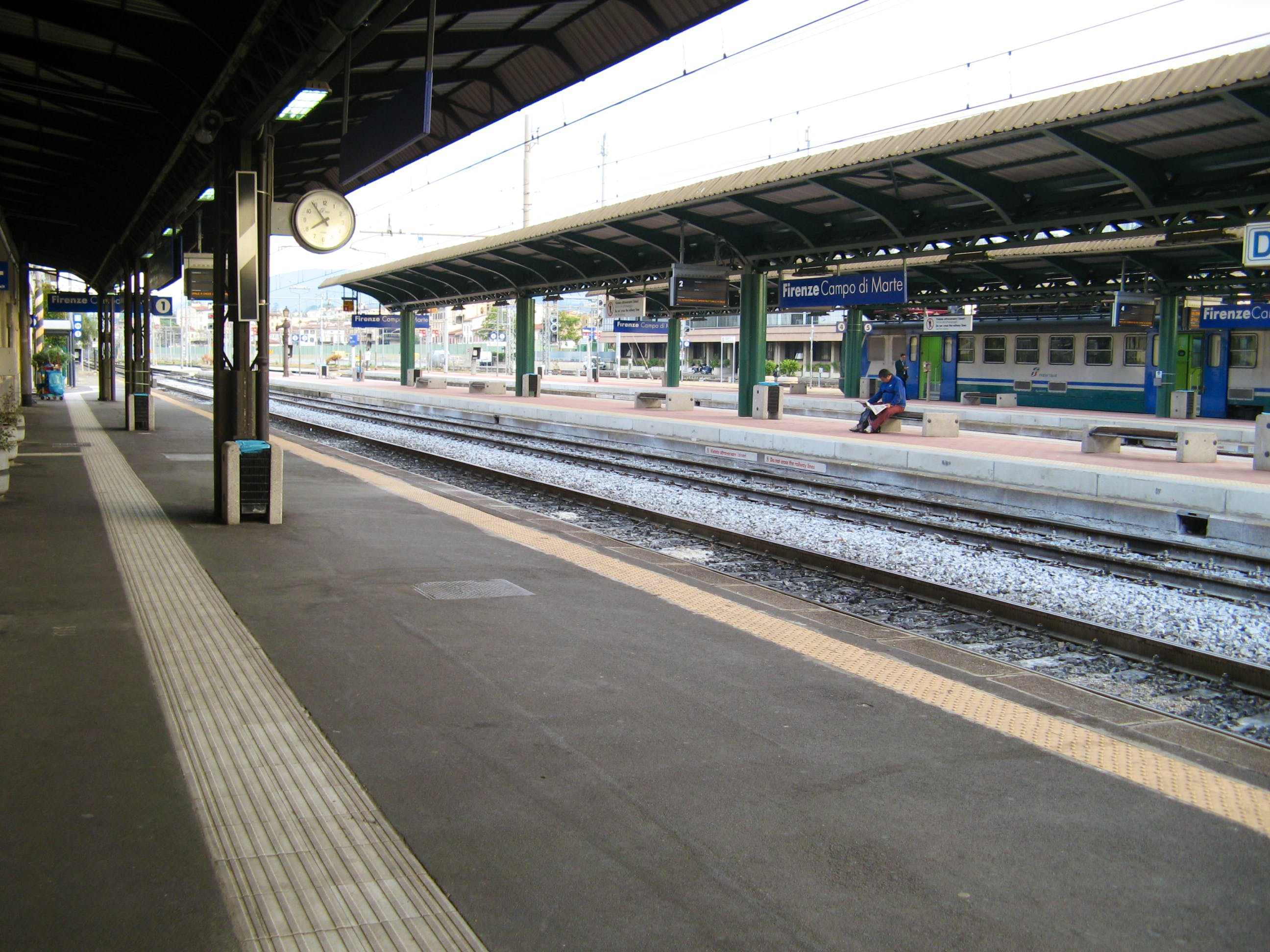 Getting to Florence by Train,Reaching Florence,Italy by Train,Railway