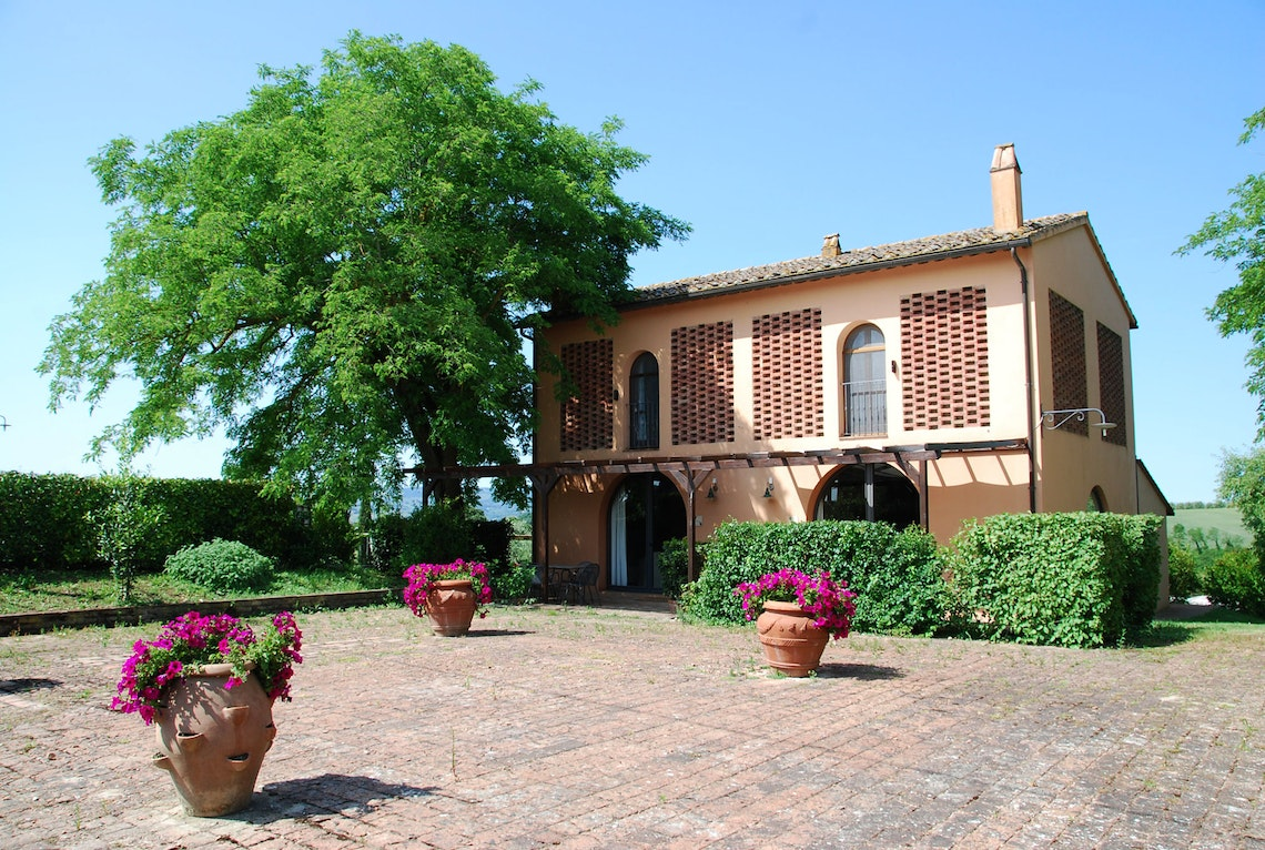 cabbiavoli country farmhouse holiday in tuscany our review of