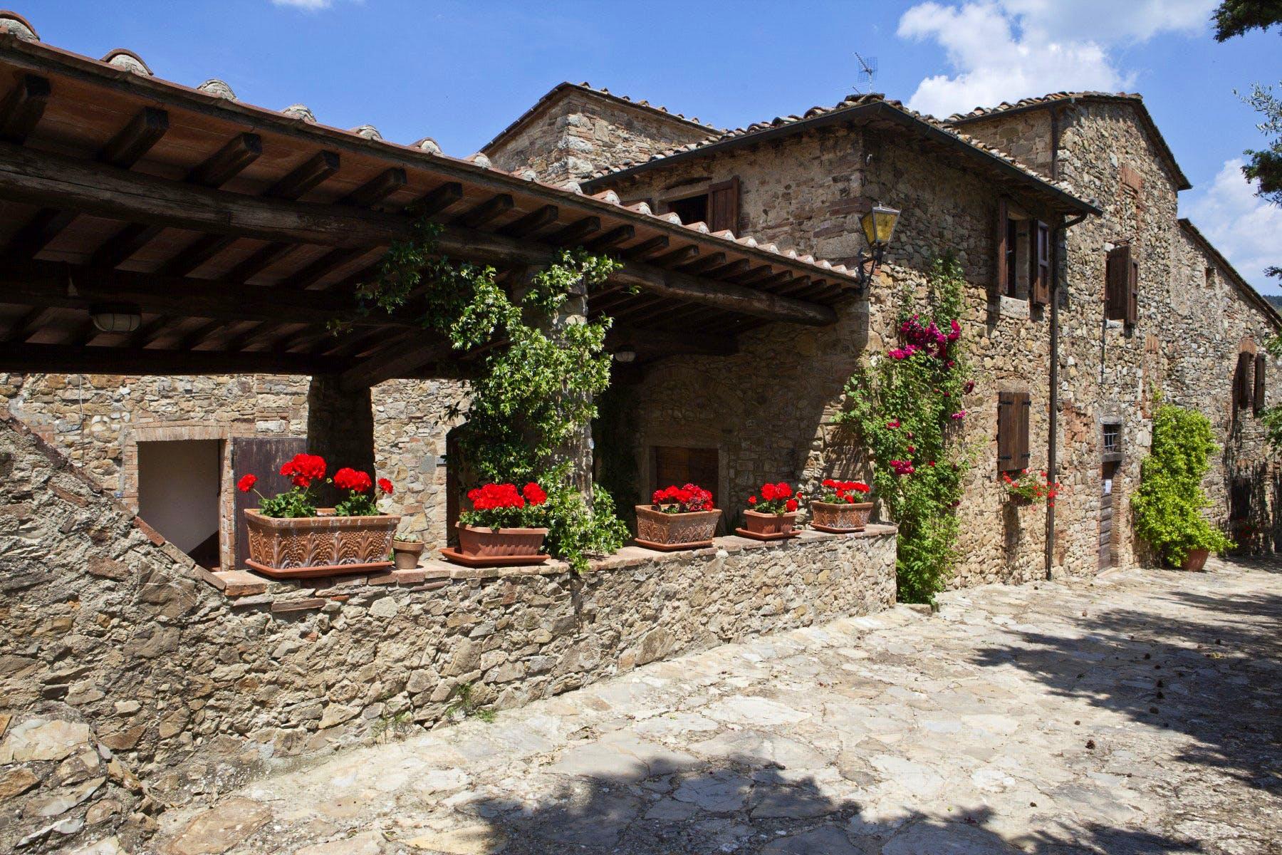 Chianti FarmhousesAgriturismo Accommodation In Tuscany