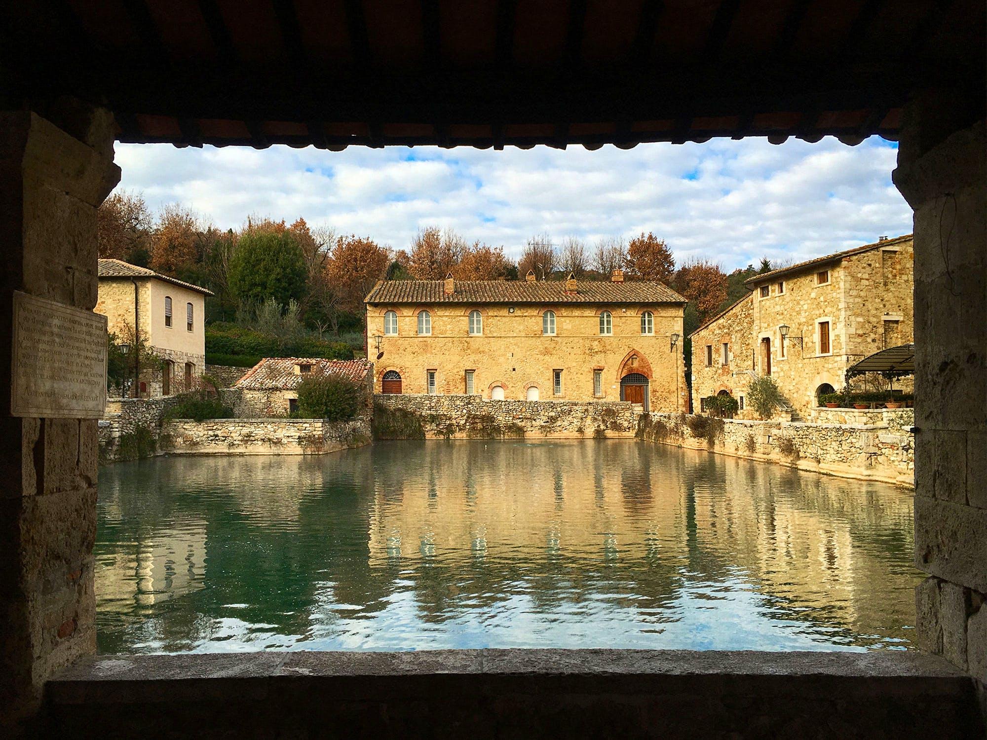 Val dorcia tuscany: visiting val dorcia in tuscany
