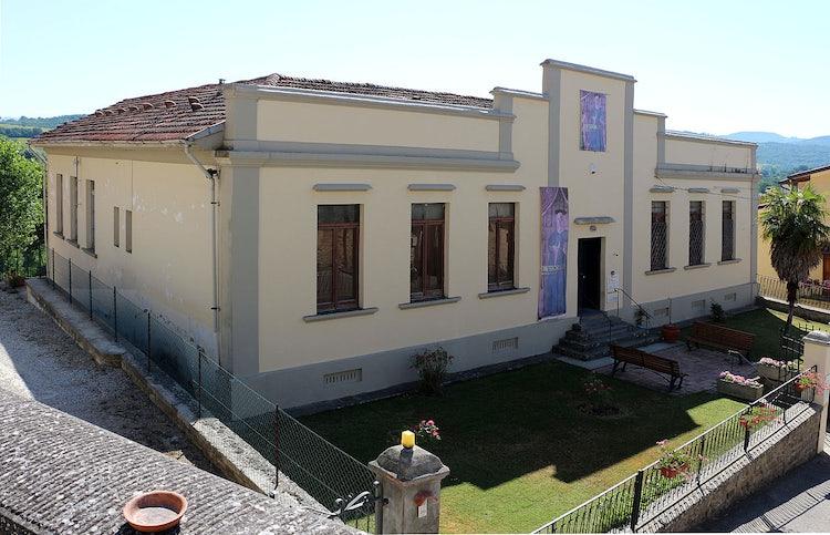 The Museum of the Madonna del Parto in Monterchi, Arezzo