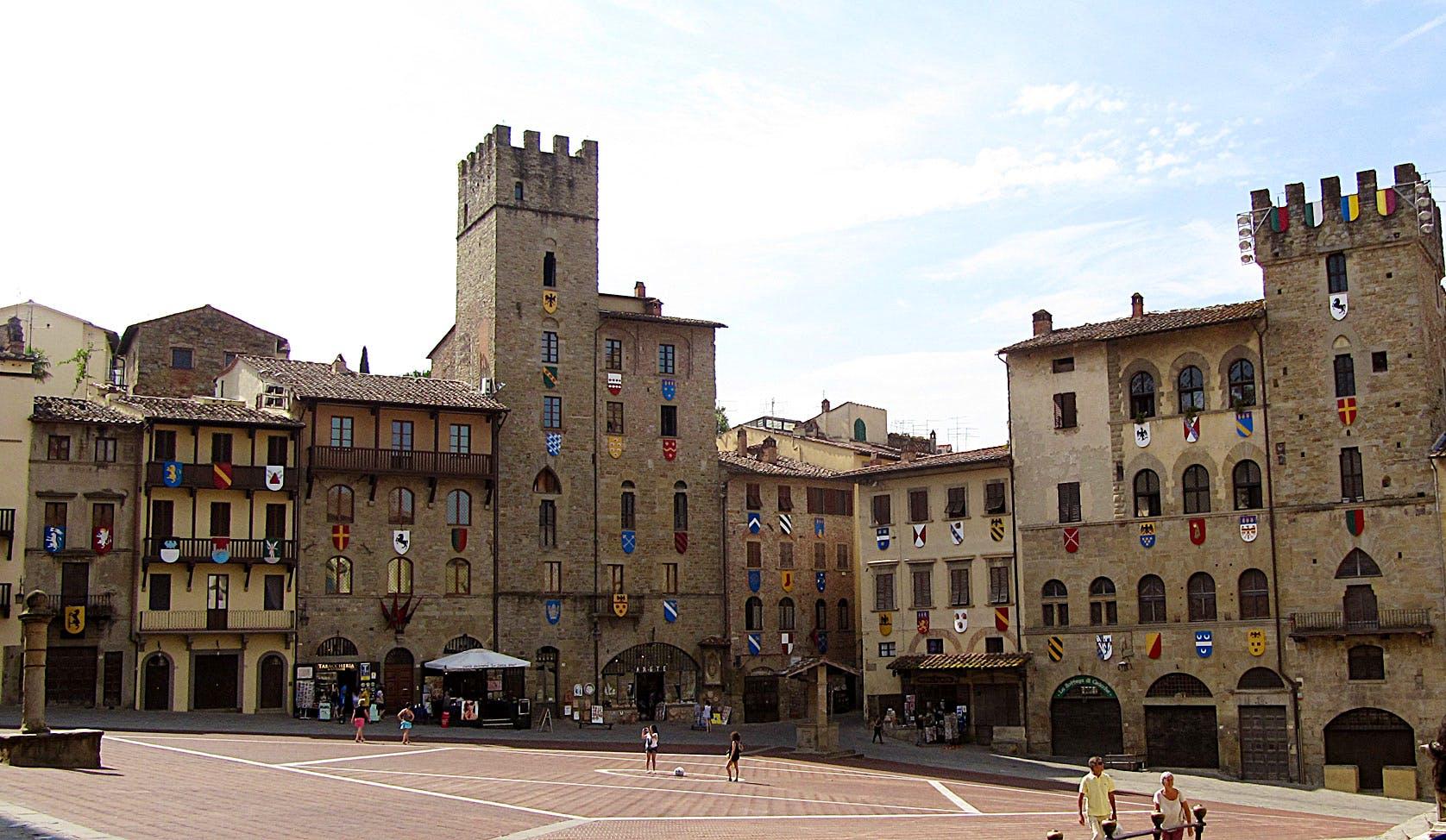 Arezzo - Modena