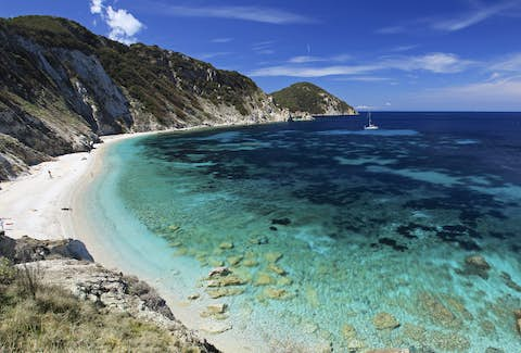 Top Beaches In Tuscany Best