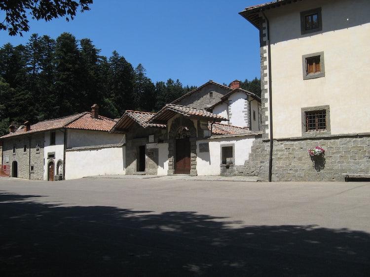 Camaldoli Hermitage in Casentino