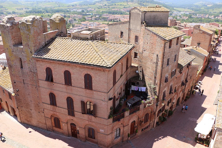 City Center of Certaldo, Events in & around Florence in March 2020