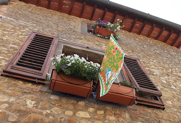 Picturesque town, Barberino val d'Elsa