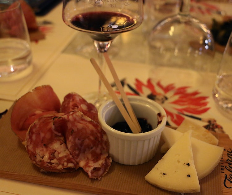 Butcher and salumi in Greve in Chianti