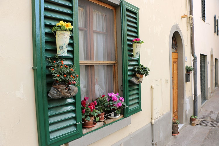 street view in Greve in Chianti