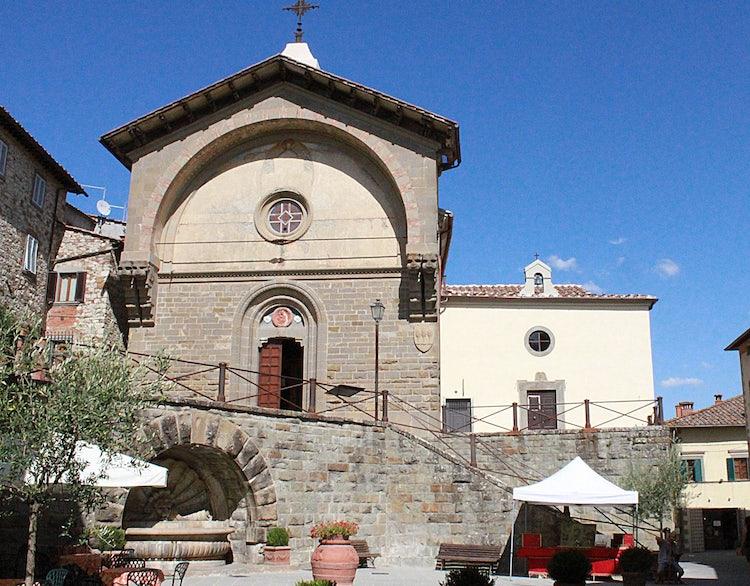San Nicolò in Radda in Chianti