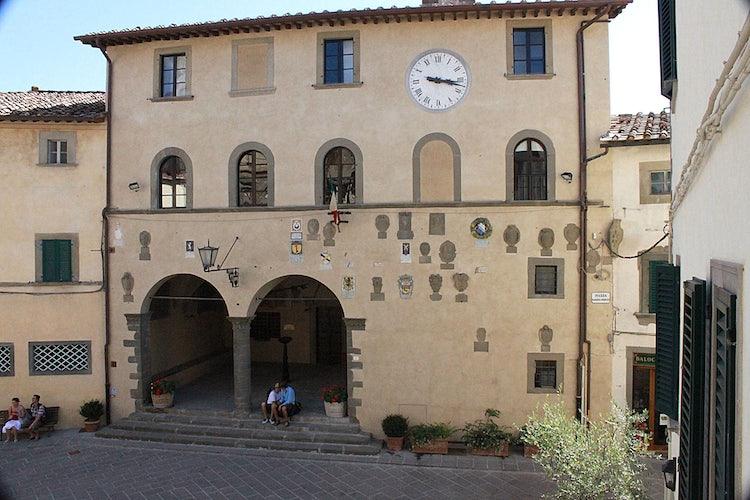 Palazzo Podesta in Radda in Chianti