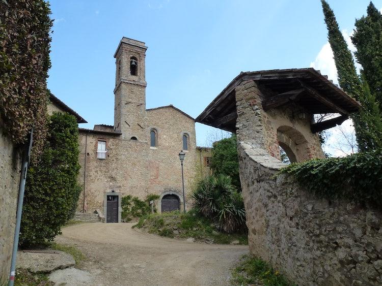 Volpaia in Radda in Chianti