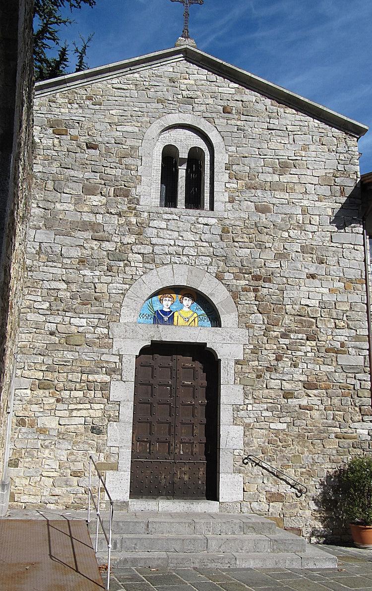 church in San Gusme