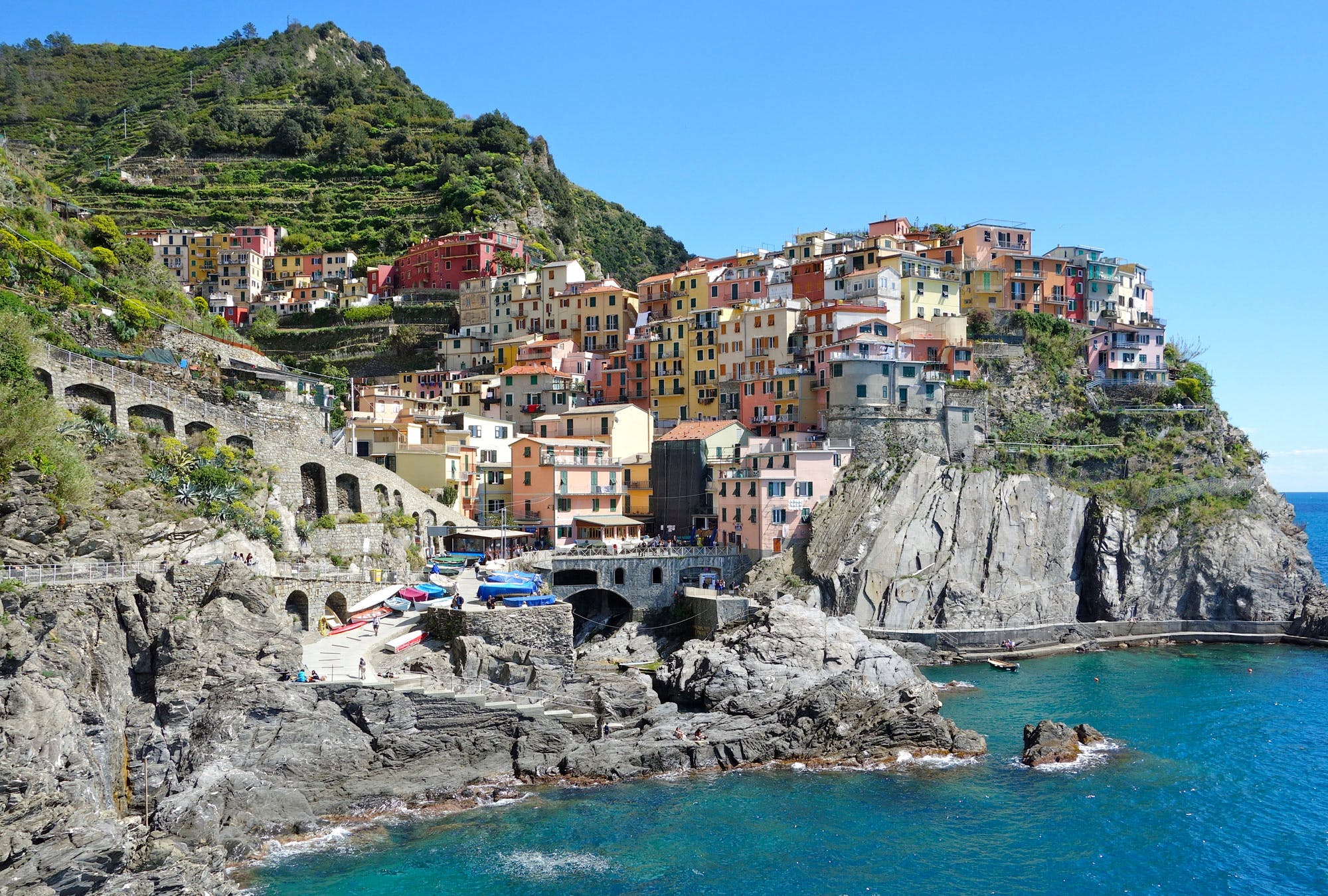 Cinque Terre in e Day Tour to Cinque Terre from Florence