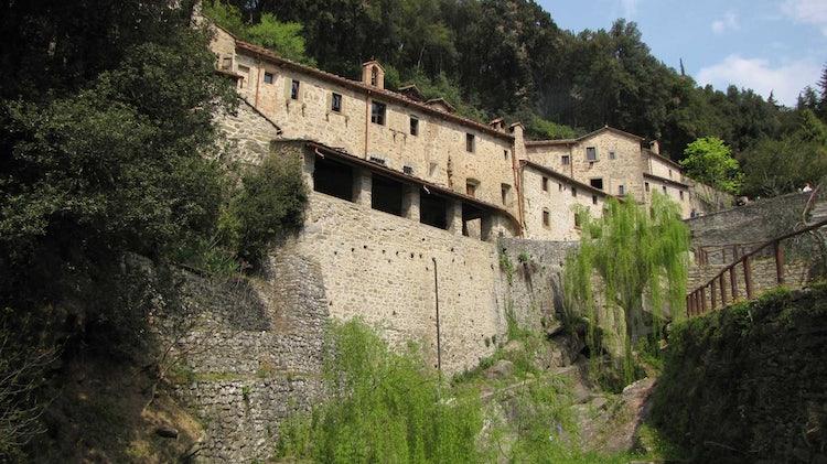Cortona: Hermitage