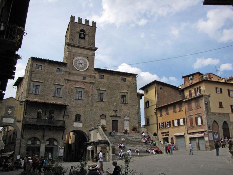 Romanticismo in Toscana: le stradine ed i vicoli di Toscana