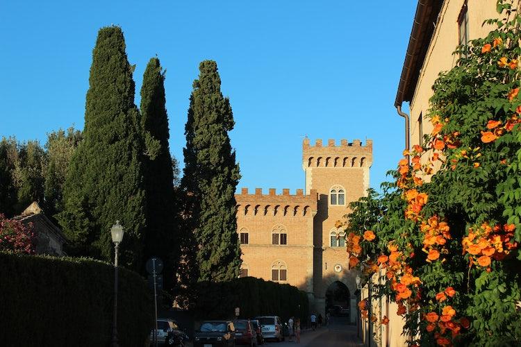bolgheri - the bell tower