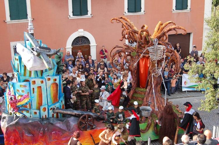 October Events: Cinigiano Carnival