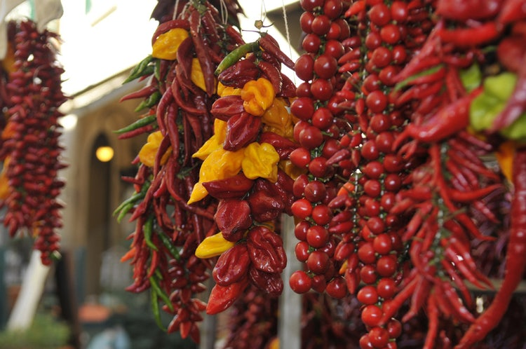 October Events:  Festa of the Chili Pepper