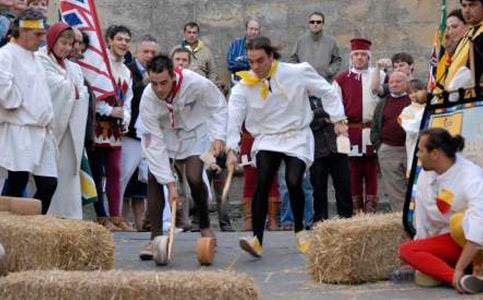 October Events: Palio in Volterra
