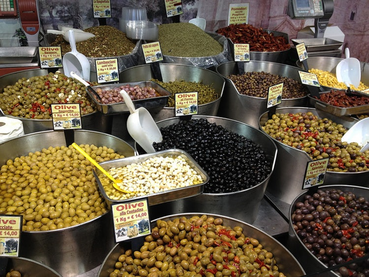 October Events:  First Extra Virgin Olive Oil