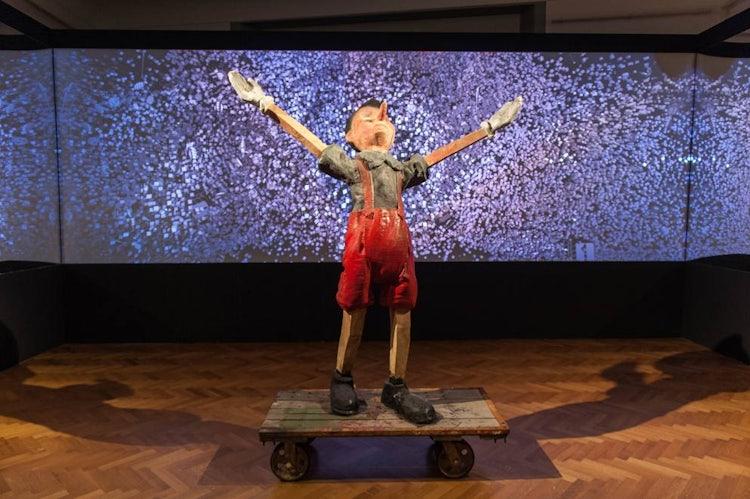 Enigma Pinocchio :: Villa Bardini :: Art exhibition in Florence Italy, 2020 :: VisitFlorence.com