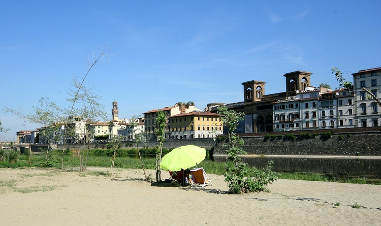 Top Summer Tours: Keeping cool in Florence Tuscany