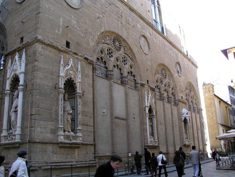 church of orsanmichele
