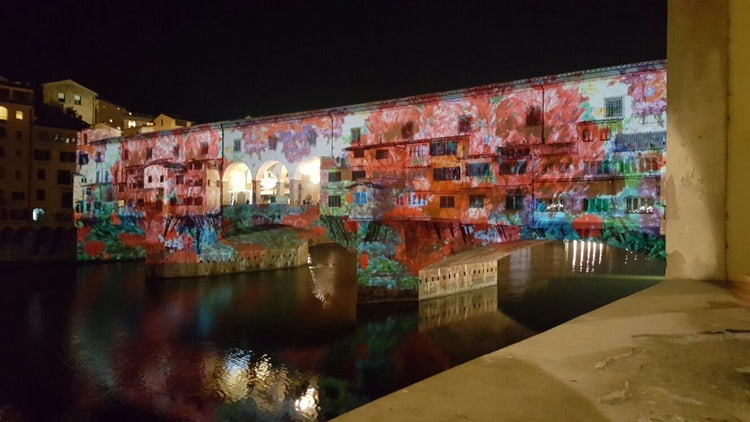 The illumination of Florence