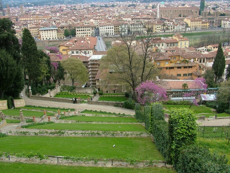 Bardini Gardens: an outdoor visit while exploring Florence