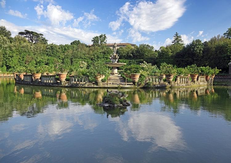 Boboli Gardens: an outdoor visit while exploring Florence