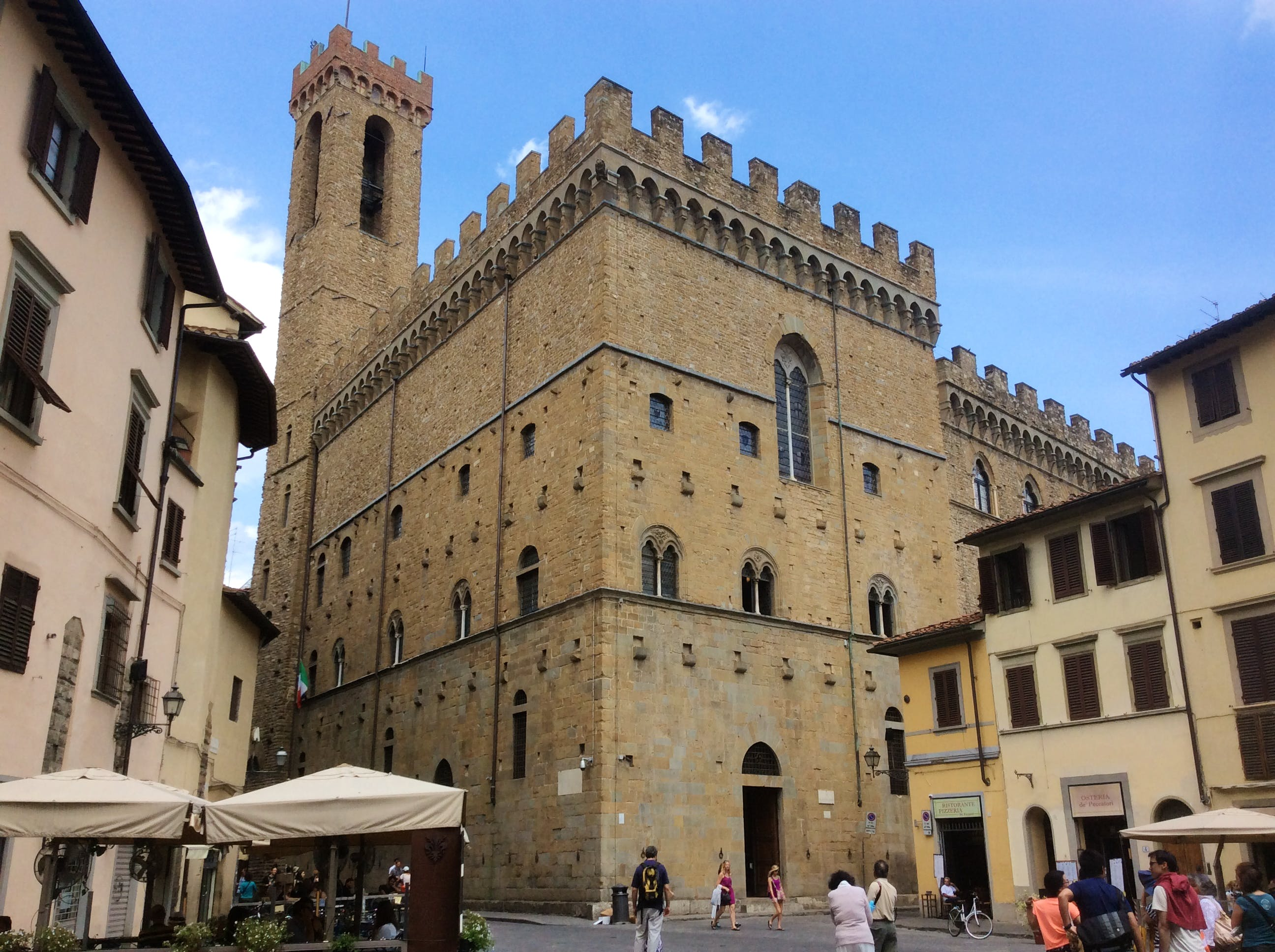 National Museum Of The Bargello In Florence The Bargello Museum In Florence Tuscany