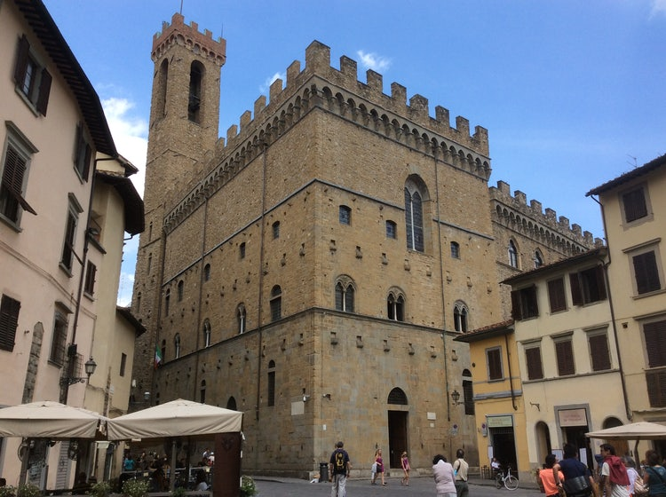 Bargello Palace where a summer tour will show you its secrets.