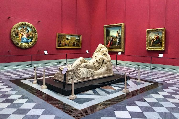Uffizi Museum in Florence & the Firenze Card