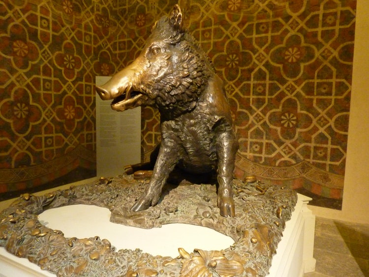 City Museums in Florence: Bardini