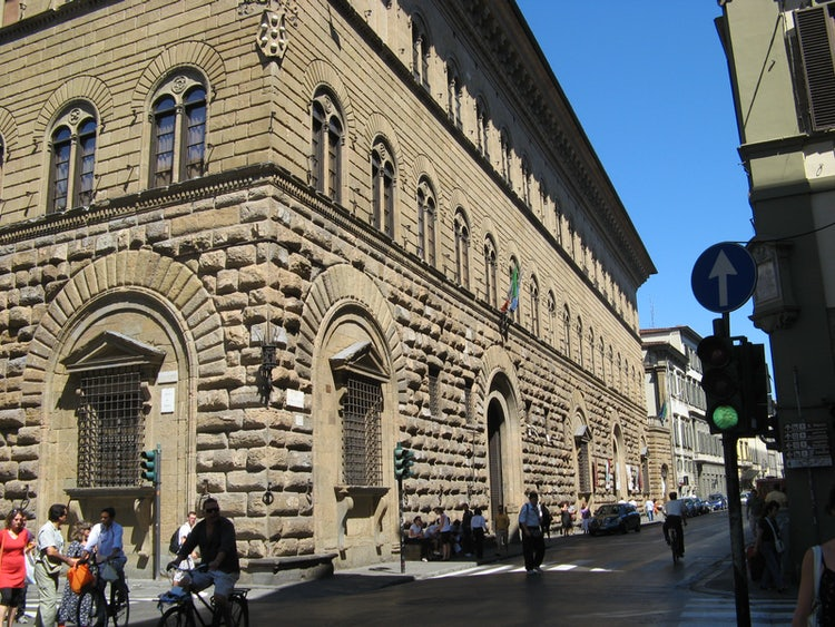 Chapel of the Magi at Palazzo Medici Riccardi in Florence, Italy