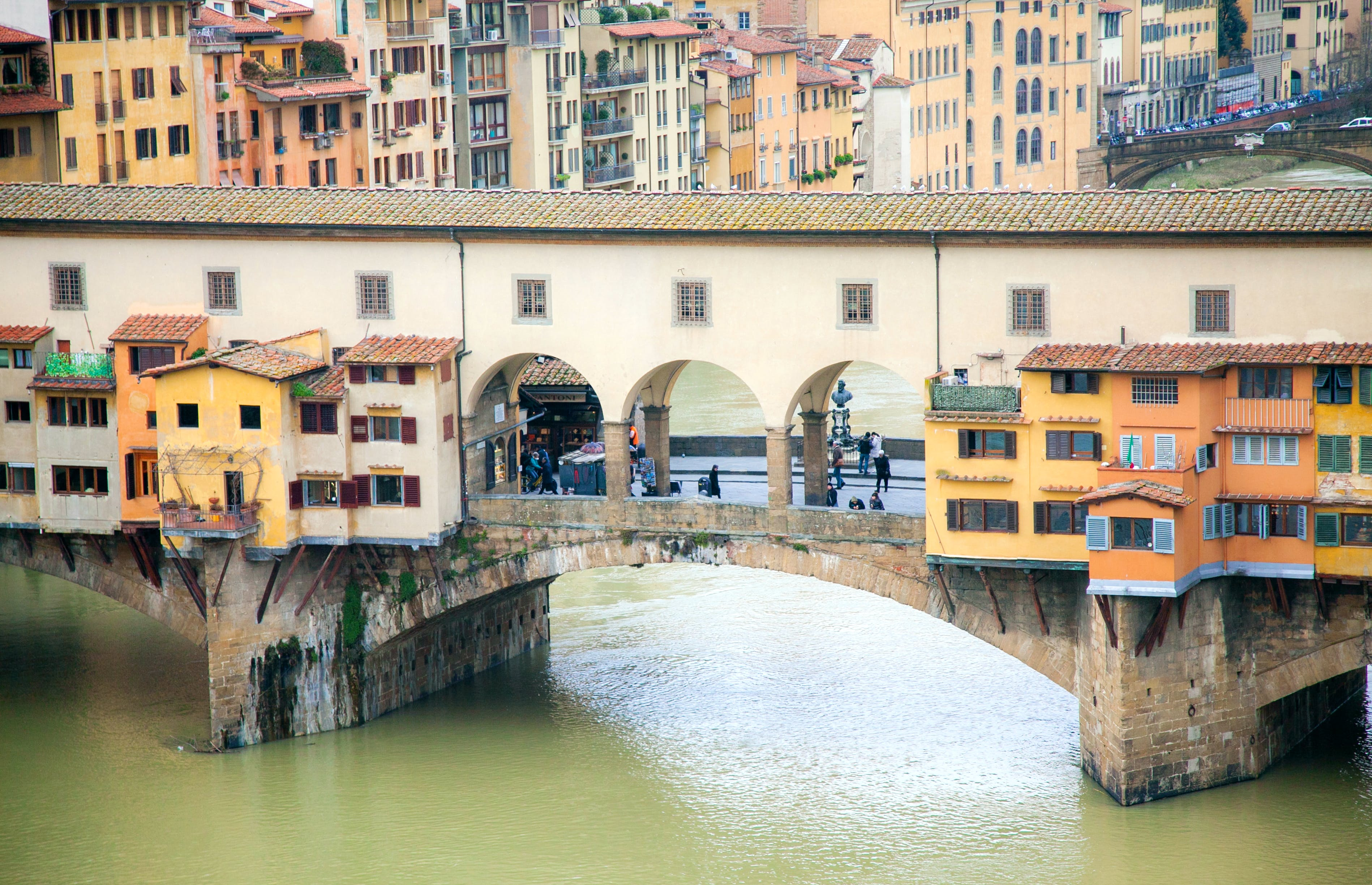 Florence Italy 2021 Tourist Travel