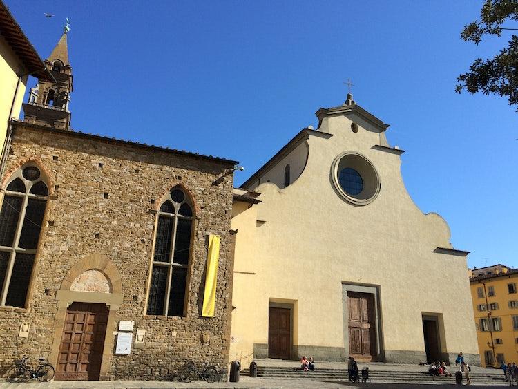 basilica of santo spirito