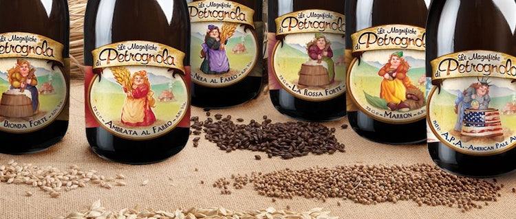 Garfagnana and La Petrognola craft beer in Tuscany