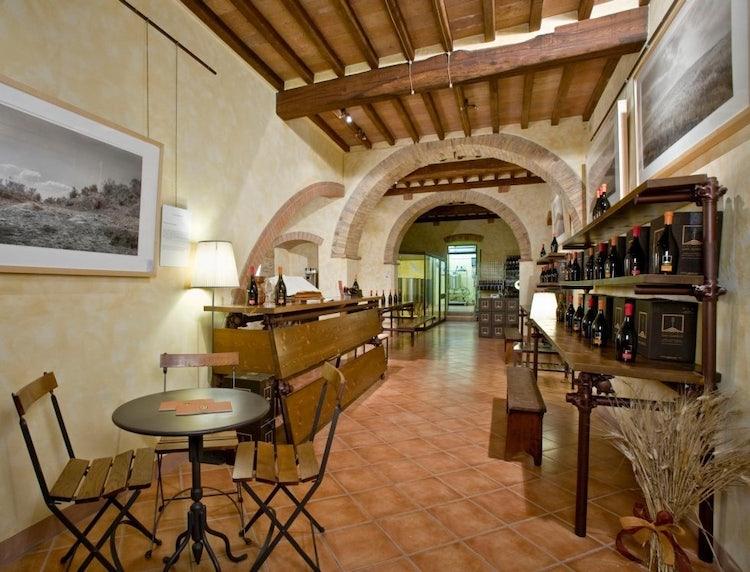 Birrificio San Quirico craft beer in southern Tuscany