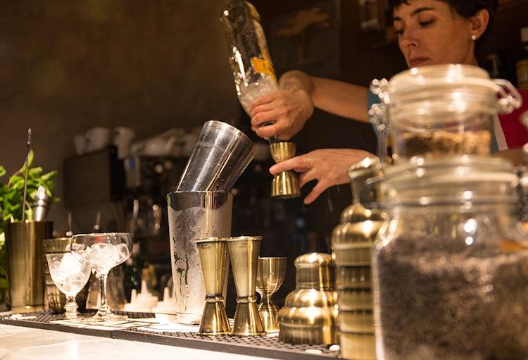 Cocktail: Negroni per apricena a Firenze