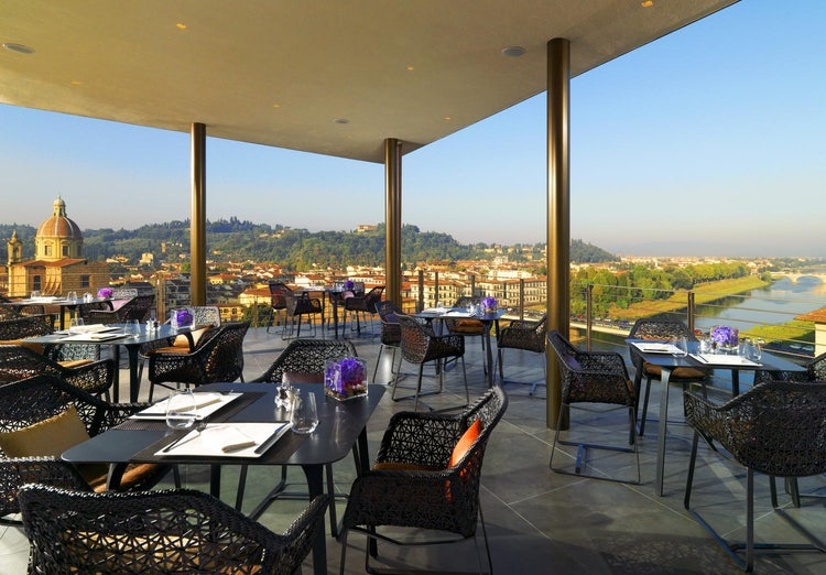 sesto restaurant with view