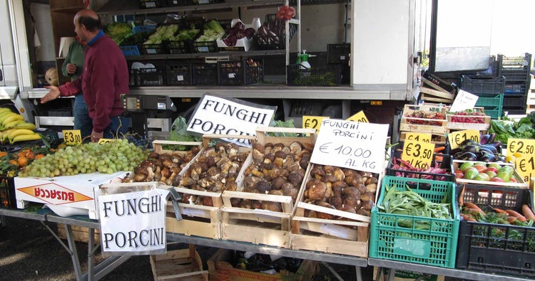 Top Tuscany Tours this Fall exploring local markets