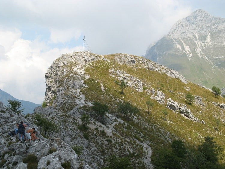 Monte Forato: Trekking in the Garfagnana