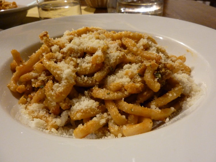 Typical recipes on the menu of the Montecucco Maremma WIne Road